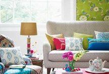 decor with actual color! / by Susan Dunham