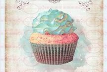 Cute Cupcakes / by Lavender Weddings &more