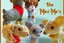 Mini Me Mayhem! / Mini Me & My Friends.  Mini by 2 Chihuahua Girls at mes.htmlhttp://2chihuahuagirls.blogspot.co.uk/p/mini-mes.html / by mollythewally