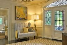 Interiors - Entryway / by Linda Hilliard