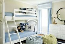 Interior - Bunk Rooms / by Linda Hilliard