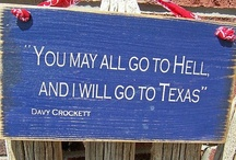 God Bless Texas / by Wendy Chicoria