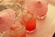 Cute drinks / by Lavender Weddings &more