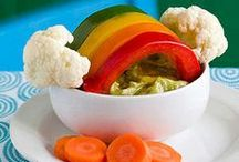 St. Patty's Day/ Easter Ideas / by Kia Robertson / Today I Ate A Rainbow