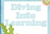 My TPT Store / by Diving Into Learning