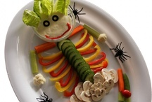 Healthy Halloween / by Kia Robertson / Today I Ate A Rainbow