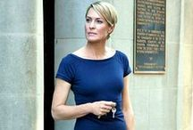 What Would Claire Wear? /  --------------- Claire Underwood: Netflix's House of Cards FLOTUS, Style Icon --------------                            Tailored // Origami // Sheath // Pencil // Black // Grey // Navy // White / by Jessica Wall