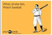 Baseball, a true love<3 / by Chelsey Palmer