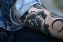 Tattoos and Piercings / by Michelle Schul