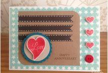 Card/Paper Craft Ideas / by Amy Pjura