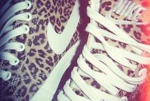 I love me some shoes!<3  / by Jocelyn Pokropinski