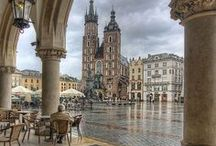 :: POLAND / POLSKA  :: / by Janice Dobrowolski
