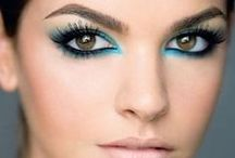 Skin, Hair, etc. / Hair, nails, skin, make up, eyes, lips, cheeks, etc... / by Mallory Campbell