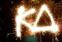 Kay Dee / Kappa Delta! / by Garet F