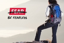 Be Fearless / Take risks. Be Bold. Fail Forward. / by The Case Foundation