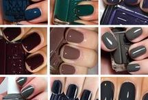 Nail Art / because I wish I was this talented / by Garet F