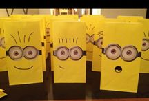 Minion Party / by Angela Hocking