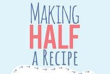 Cooking Made Easy / Facts about food, tips on cooking, and buying on a budget / by Garet F