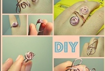 ✂DIY and Cool Ideas! ✂ / by Madison Peace