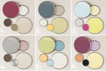 Paint Colors / by Shaina R