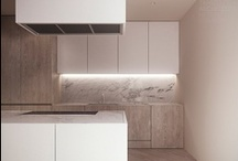 kitchens / by Sally McBean