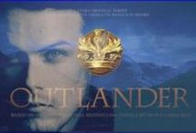 """Outlandish / """"Ye werena the first lass I kissed,"""" he said softly. """"But I swear you'll be the last."""" ~Jamie Fraser / by Jann Deane"""
