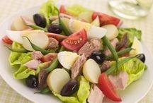 Food - Healthier Options / Need to eat better so I can live longer so I can eat more.  / by Karen U