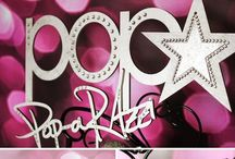 """POP-arazzi"" Pop Star party / by Soiree Event Design"