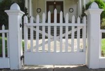 Fences / by Lucy Robinson Rosenberg