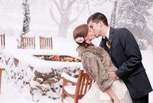 Winter Wonderland Wedding / by Shannon Russ