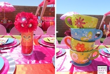 Kids Party Themes / Kid's party themes I LOVE! / by Soiree Event Design