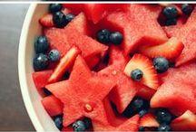 fruit  Ѽ / fruit ideas, display .. / by kaitlin reid☮