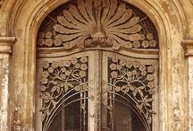Doors, Gates, Windows  / by Emilia Hernandez