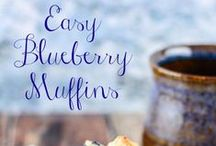 MUFFIN Recipes / Sweet or Savory Muffin recipes / by Arlene Mobley | Flour On My Face