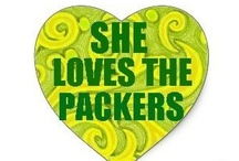 Green Bay Packer Lover / by Jessica Swanson