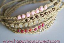DIY Jewelry-Accessories / by Sammi Bly