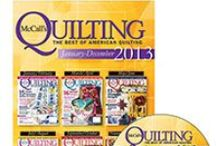 Quilt Pattern Compilation CDs from McCall's Quilting / Special digital collections of quilt patterns or magazine issues from McCall's Quilting and McCall's Quick Quilts. / by McCall's Quilting