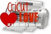 Cricut ideas / by Carolyn Erratt