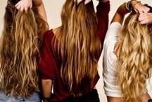 Long hair, don't care. / by Solana Clark