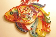 Quilling  / Quilling / by Milwifecb