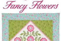 Fancy Flowers Quilt Along: FREE Appliqué Video Lessons / Free through March 31, 2014 / by McCall's Quilting