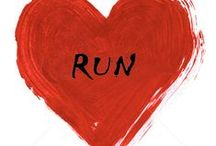 Going the Distance / Running!  / by Ashley Wilson