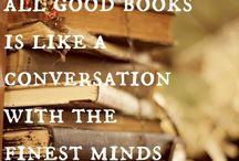 Books / by Kaitlynd Stewart