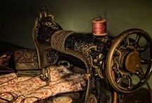 Sewing Room / Learned from my mama!! / by Sarah Higgins