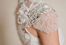 Marital Muse / Bridal Gowns, Bridesmaid Dresses, Photo Shoot Inspiration, Reception Ideas. / by Ms. B