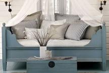 Home - Ideas. Colors. Stuff I Like! / by Ashley Fleming