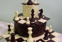 Unique Chess Sets / Love the game of chess or need a new set for a chess fan? Here is an excellent chess resource: www.thegamesupply.com  #uniquechesssets / by The Game Supply