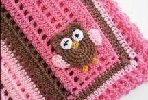 crochet / by Tammy Waldon