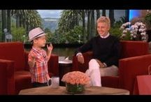 Favorite Videos / Check out all of Ellen's favorite YouTube videos! / by Ellen DeGeneres