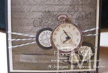 Cards / Homemade greeting cards / by Sue Lewis